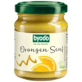 Byodo Orangen Senf Bio 125ml