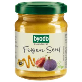 Byodo Feigen Senf Bio 125ml
