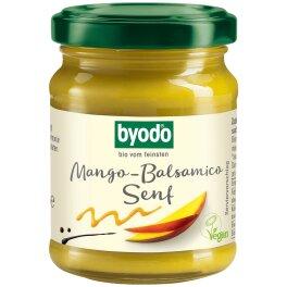 Byodo Mango Balsamico Senf Bio 125ml