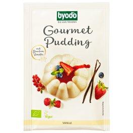 Byodo Pudding Vanille Gourmet Bio 46g
