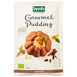 Byodo Pudding Schoko Gourmet Bio 46g