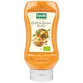 Byodo Grill & Burger Sauce Bio 300ml