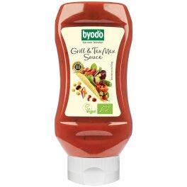 Byodo Grill & Tex Mex Sauce Bio 300ml