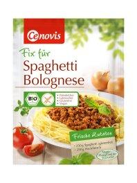 Cenovis Fix für Spaghetti Bolognese, bio 40g