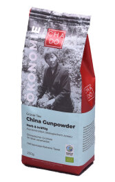 Cha Dô Fairtrade China Gunpowder 250g Bio