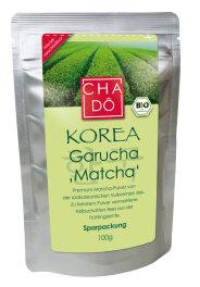 Cha Dô Bio Korea Garucha Matcha 100g