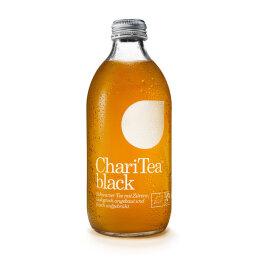 LemonAid Charitea Bio Black 330ml