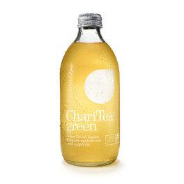 LemonAid ChariTea green 330ml Bio