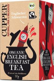 Cupper English Breakfast Tea 40g Bio