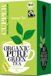Cupper Grüner Tee 35g Bio