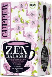 Cupper Zen Balance Tee 30g Bio