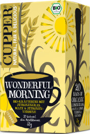 Cupper Good Morning 35g Bio