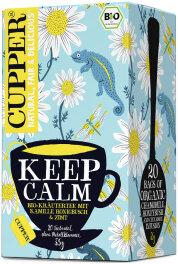 Cupper Keep Calm 35g Bio