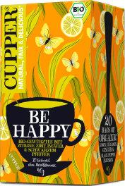 Cupper Be Happy Gewürtztee 40g Bio