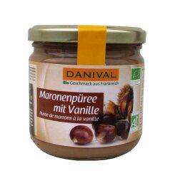 Danival Maronenpüree mit Vanille