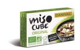 Danival Miso-Cube Original Bio 8x 10g