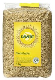 Davert Nackthafer 1kg