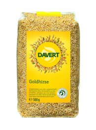 Davert Goldhirse 500g