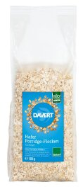 Davert Hafer Porridge-Flocken 500g Bio