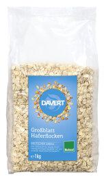 Davert Großblatt Haferflocken 1kg