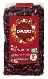 Davert Rote Kidneybohnen 500g
