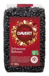Davert Schwarze Bohnen IBD 500g