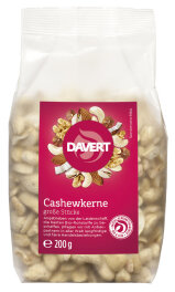 Davert Cashewkerne große Stücke 200g