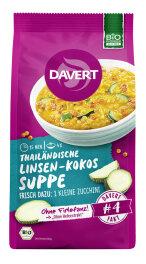 Davert Thailändische Linsen-Kokos-Suppe 170g