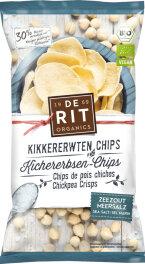 de Rit Kichererbsen-Chips Meersalz 75g