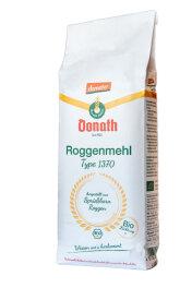 Donath Roggenmehl 1370 demeter 1kg