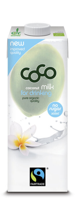 Dr. Antonio Martins Coco Milk for Drinking 1l