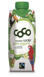 Dr. Antonio Martins Coconut Water Pur 330ml Bio