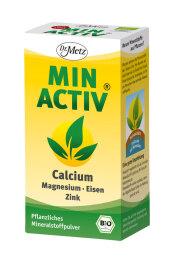 Dr. Metz Minactiv® - Basische Mineralstoffe aus...