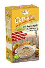 Dr. Metz CereGran® - Müsli aus gekeimter Gerste...