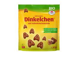 Dr. Quendt Bio Dinkelchen Vollmilch 85g 12St