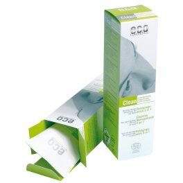Eco Cosmetics Reinigungsmilch mit grünem Tee und...