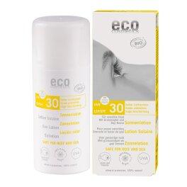 Eco Cosmetics Sonnenlotion LSF 30 100ml