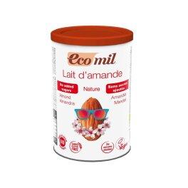 EcoMil Mandeldrink ohne Zuckerzusatz in Pulverform 400g Bio