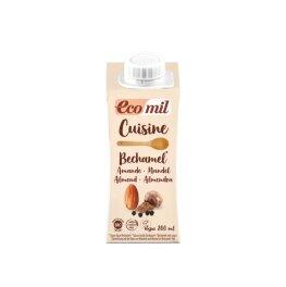 EcoMil Bechamel Cuisine 200ml Bio