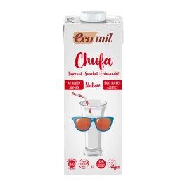 EcoMil Erdmandeldrink ohne Zuckerzusatz 1l Bio