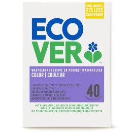 Ecover Color Waschpulver Konzentrat Lavendel 3kg Bio