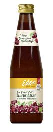 Eden Sauerkirschsaft Muttersaft bio 330ml