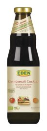 Eden Gemüsesaft-Cocktail bio 750ml