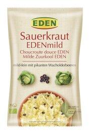 Eden Sauerkraut mild 500g Bio