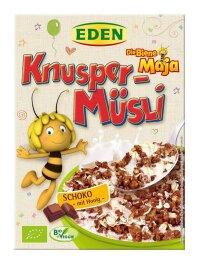 Eden Biene Maja Schokomüsli 375g