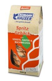 ErdmannHAUSER Drei-Korn-Spritzgebäck 200g