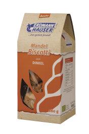 Erdmannhauser Dinkel-Mandel-Biscotti demeter 180 g