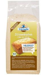 Erdschwalbe Zitronenkuchen - Reduzierter...