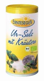 Erntesegen Ur-Salz mit Kräutern 250g Bio