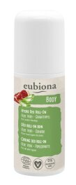eubiona Deo-Roller Aloe Vera-Granatapfel 50ml